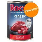 Prezzo prova! 6 x 400 g Rocco Classic Alimento umido per cani