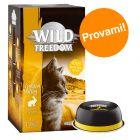 Prezzo prova! 6 x 85 g Wild Freedom Adult vaschette