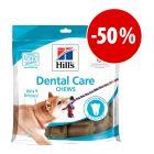 Prezzo speciale! 170 g Hill's Dental Care Snack