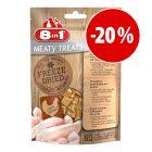 Prezzo speciale! 50 g 8in1 Meaty Treats
