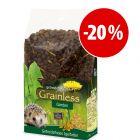 Prezzo speciale! 750 g JR Garden Grainless per ricci