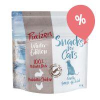 Prezzo speciale! 40 g Purizon Snack per gatti - senza cereali