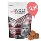 Prezzo speciale! 180 g Wolf of Wilderness Wild Bites
