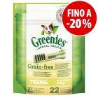 Prezzo speciale! Greenies Snack - Igiene Dentale - Senza Cereali