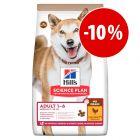 Prezzo speciale! Hill's Science Plan No Grain per cani