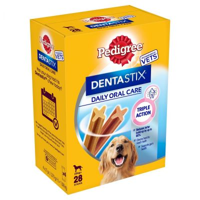 Prezzo speciale! 1 kg Crave Adult + 28 Pedigree Dentastix