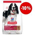 Prezzo speciale! 14 kg Hill's Science Plan Crocchette per cani