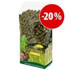 Prezzo speciale! 15 kg JR Farm Grainless Complete Conigli nani