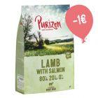 Prezzo speciale! 1 kg Purizon senza cereali