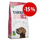 Prezzo speciale! 10 kg Yarrah Bio alimento biologico per cani