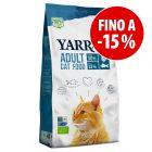 Prezzo speciale! 2,4 kg Yarrah Bio Crocchette per gatti