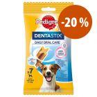 Prezzo speciale! Pedigree Dentastix Snack per cani