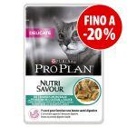 Prezzo speciale! Pro Plan Nutri Savour Alimento umido per gatti