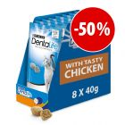 Prezzo speciale! 8 x 40 g Purina Dentalife Cat Pollo