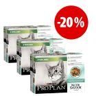 Prezzo speciale! 30 x 85 g Purina Pro Plan Nutri Savour Sterilised