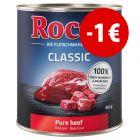 Prezzo speciale! 6 x 800 g Rocco Classic