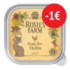 Prezzo speciale! 32 x 100 g Rosie's Farm