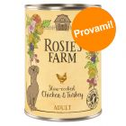 Prezzo speciale! 6 x 400 g Rosie's Farm