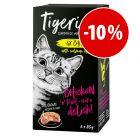 Prezzo speciale! 24 x 85 g Tigeria