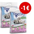 Prezzo speciale! 2 x 12 kg Lettiera Tigerino Canada/Special Edition