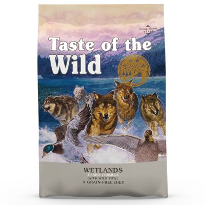 Prezzo speciale! 2 x 2 kg Taste of the Wild Canine