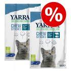 Prezzo speciale! 2 x 3 pz Yarrah Bio Sticks da masticare con pesce