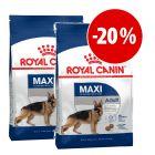Prezzo speciale! 2 x Royal Canin Size Crocchette per cani
