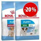 Prezzo speciale! 2 x Royal Canin Size Puppy