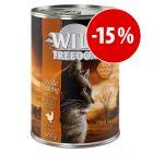 Prezzo speciale! 24 x Wild Freedom Adult lattine