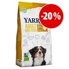 Prezzo speciale! Yarrah Bio Alimento biologico per cani