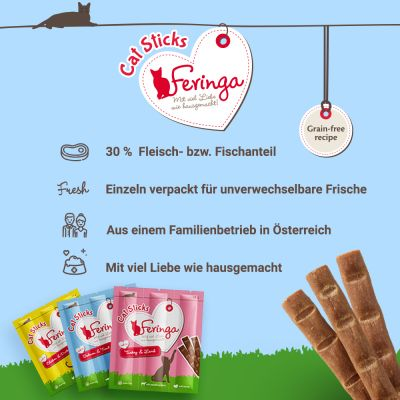 22% Price-Off Feringa Sticks-Sparpaket 36 x 6 g