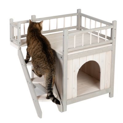 Prince Cat Playhouse