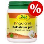 Prix avantageux ! cdVet Singular Colostrum pure 100 g