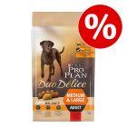Prix avantageux ! PURINA PRO PLAN Duo Délice Adult 10 kg pour chien