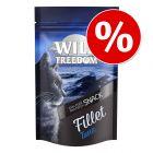 Prix avantageux ! Wild Freedom Filets de thon pour chat 100 g