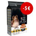 Pro Plan All Size Adult Light Sterilised OptiWeight pollo ¡gran descuento!