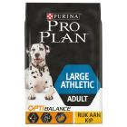 Pro Plan Large Athletic Adult Optibalance - Kip & Rijst