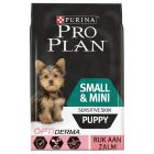 Pro Plan Small & Mini Puppy Sensitive Skin Optiderma Hondenvoer