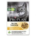 Pro Plan Sterilised 6 x 85 g pour chat
