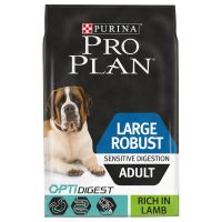 Pro Plan Adult Large Robust OptiDigest - Lamb