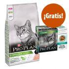 Pro Plan 10 kg pienso + 10 x 85 g sobres Pro Plan Sterilised ¡gratis!