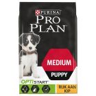 Pro Plan Medium Puppy Optistart - Kip & Rijst Hondenvoer