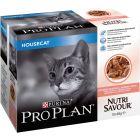 Pro Plan Nutrisavour Housecat 10 x 85g