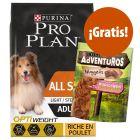 Pro Plan Opti Nutrition 7 kg + 300 g snacks Purina Nuggets ¡gratis!