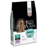 Pro Plan Small & Mini Adult OptiDigest senza cereali