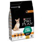 PRO PLAN Small & Mini Adult OPTIHEALTH poulet, riz pour chien