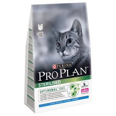 Pro Plan Sterilised Adult Optirenal - Konijn