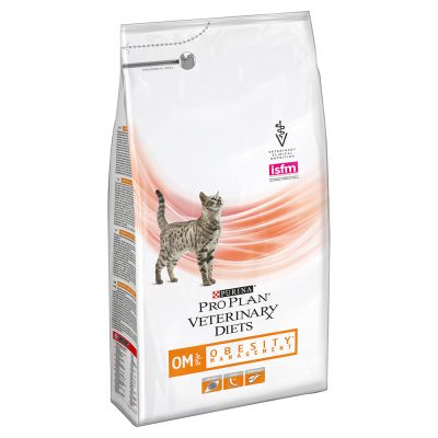Pro Plan Veterinary Diets Feline OM - Obesity Management Kattenvoer