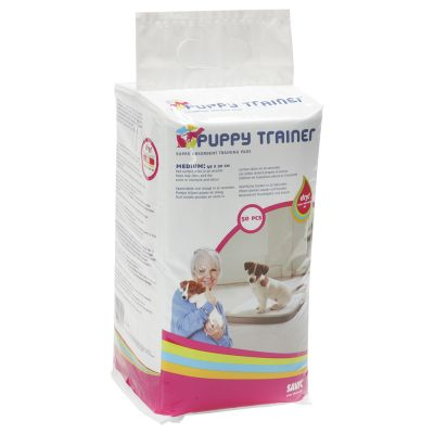 Probeer nu: Savic Puppy Trainer Pads + 1,5 kg Concept For Life Junior