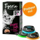 Probeerpakket! Tigeria Kattenvoer 6 x 85 g